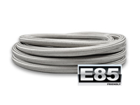 Stainless Steel Braided Flex Hose with PTFE Liner